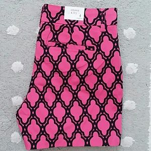 Crown & Ivy Shorts Size 4
